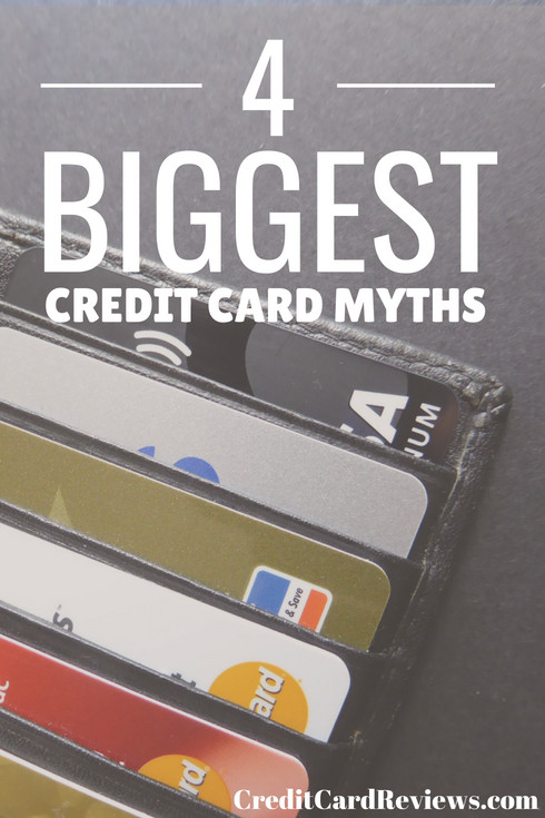 With an industry as confusing as credit cards, it's easy to see why there are plenty of myths floating around. Some of them are more prevalent than others, but all have the ability to impact your spending habits and even your credit, should you believe them.