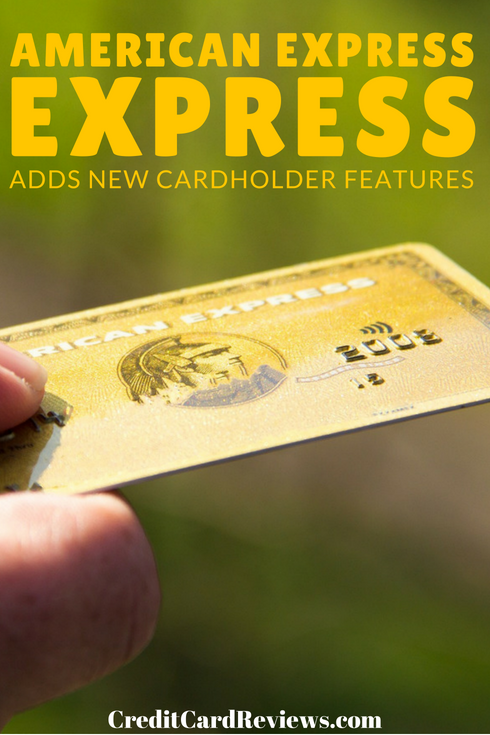 American Express is trying to up the ante when it comes to adding useful benefits and bonuses for its cardholders. Here's some of the new features.