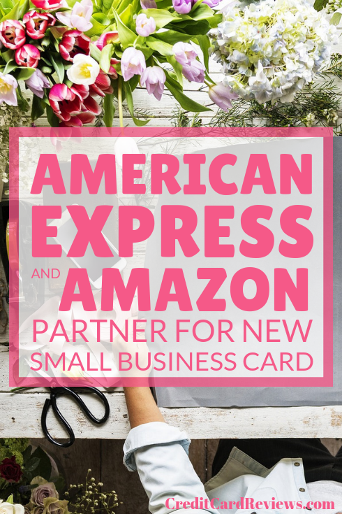 This new American Express business card is a rewards card with a tiered rewards structure--and the top tier of rewards is up to you, with Amex offering two different rewards based on your Amazon purchases.