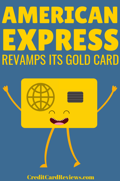 American Express has updated and relaunched its Gold Card to target consumers who value earning bonus points on food-related items and getting better travel benefits.