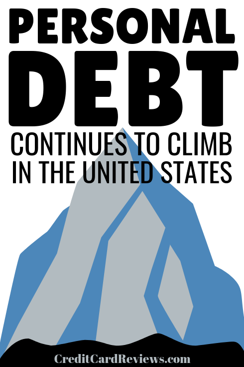 Even though debt reduction is a high priority on most Americans' financial to do list, many are finding themselves in more personal debt than they have been in years, says a new study from Northwestern Mutual.