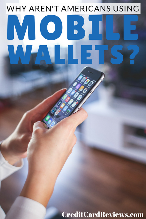 While they are widespread and incredibly convenient – allowing you to leave your wallet at home or access funds when you accidentally forget your credit card in your other pants pocket – digital wallets simply aren't being utilized.