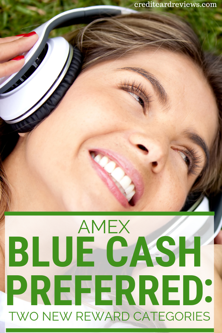 American Express relaunched its Blue Cash Preferred Card, adding two new options to its cash back rewards categories to give its cardholders more ways to earn rewards for using its card.
