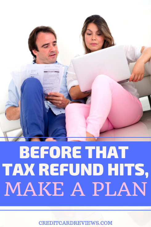 "If you're expecting a refund from your 2018 filing this spring, just remember that this isn't ""free money."" It's the interest-free loan you gave the government all year, and you should make a plan to put that money to work."