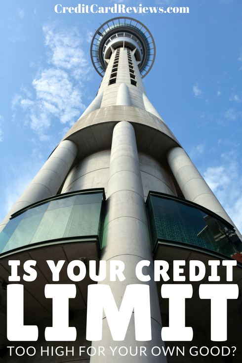 Let's take a look at why an increase in your credit limit is great… and why you might not want it to go any higher.