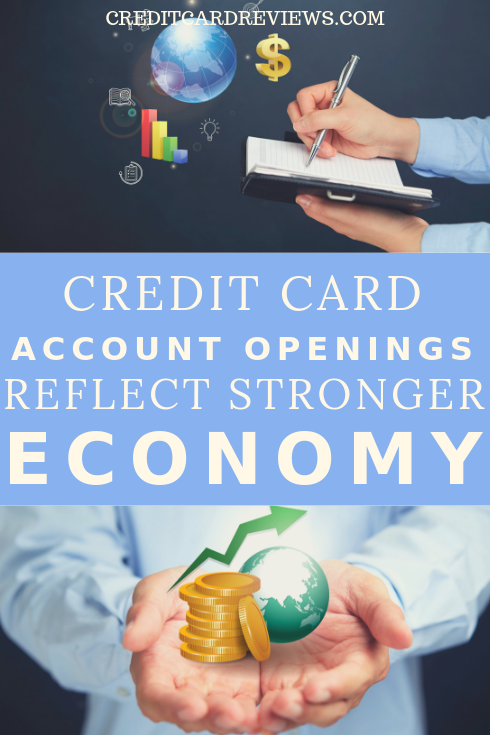 A stronger economy means more consumer confidence, and the American Bankers Association's latest Credit Card Market Monitor report reflects this concept, as it found that more consumers are interested in having and using plastic as a form of payment.