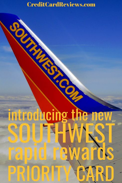 If you're a fan of low-fare airlines, there is a new product on the market for you. Chase and Southwest Airlines announced the Southwest Rapid Rewards Priority Credit Card, which comes in addition to the airline's two existing rewards products.