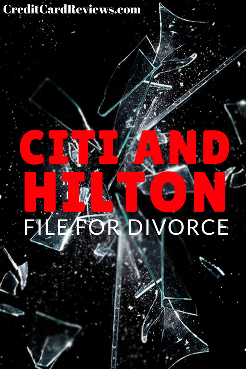 After more than 16 years together, Citibank and Hilton are going their separate ways. Earlier this year, the hotel chain created an exclusive partnership with American Express, and beginning in January of 2018, all Citibank credit cards with the Hilton logo will stop working.