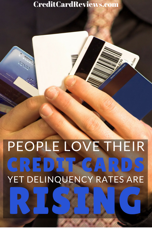 Consumers' mailboxes seem to be stuffed with more credit card offers than ever before, and consumers appear to be taking advantage of the opportunity to get more credit. However, they're not always responsible about managing their credit payments.