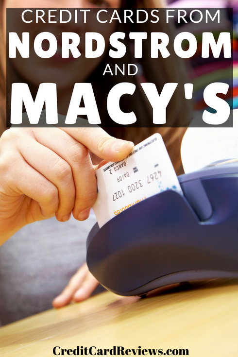 Nordstrom and Macy's are two department stores that attract a lot of customers, both on- and off-line. Both of them offer store and credit cards that come with a range of benefits. Let's take a look at these cards and see which store provides the better perks.