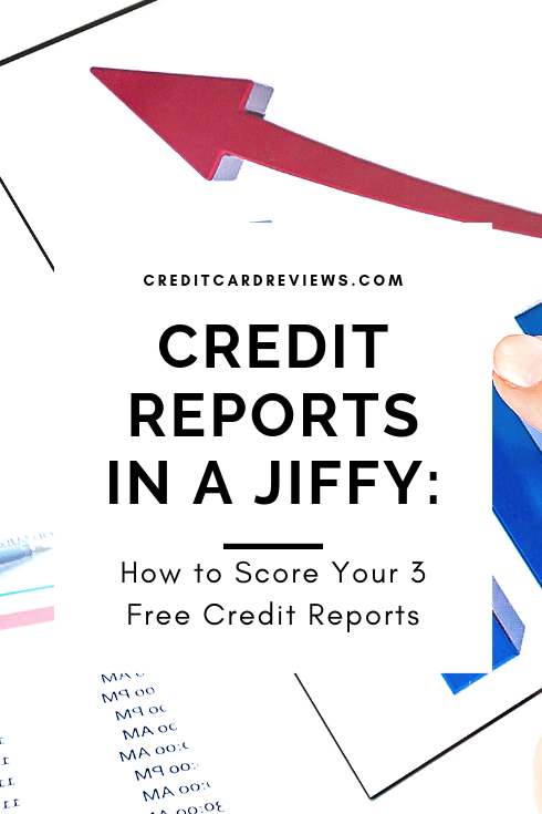 Personal finance experts advise getting copies of your credit report annually to make sure that it's accurate. Here's how to get them and quickly!