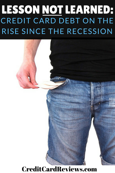 You would think that the Great Recession would have taught many of us some tough financial lessons. After all, many of us saw our jobs, mortgages, debts, and even home prices impacted. However, according to the latest data from WalletHub, it would seem that Americans are quick to forget the financial woes of the recession and are, in fact, weakening financially.
