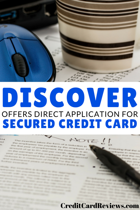 This month, Discover has decided to make its secured card available to anyone who wants to apply for it, not just as a counteroffer to applicants who were denied unsecured cards..