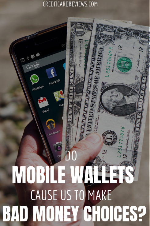 You may be like me, determined to stay away from mobile wallets altogether. If you love the convenience of mobile wallets, though, it's even more important to stay on top of your finances.