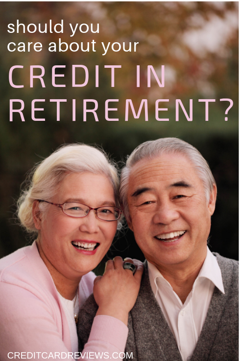 Is our credit score still important as we enter our golden years, or can we finally start to slack off on checking it religiously? Here's our thoughts on the subject.