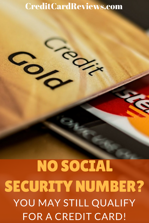 Applying (and getting approved) for your very first credit card is an exciting rite of passage. Many of us are eager to fill out that initial application with our personal info, awaiting the plastic spending power that will soon be ours. But what if you don't have a social security number?