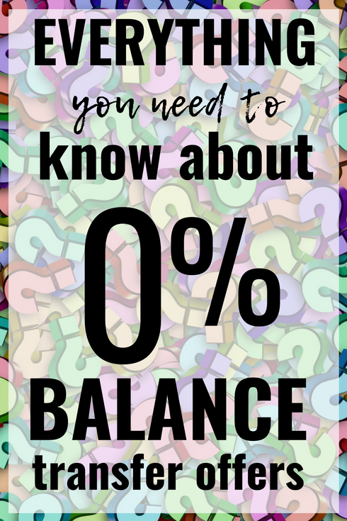 Let's take a look at everything that a 0% balance transfer offer entails, why you should absolutely take advantage of one, and when you should steer clear.