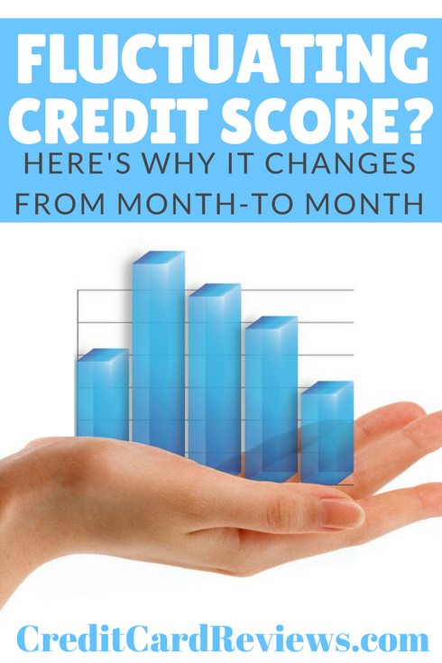 If you're keeping a close eye on your credit report using a monitoring service or even through your bank or card issuer, you may notice that your credit score can fluctuate from month-to-month. This is true whether you are making big financial moves or just trucking along. So, why does your score change both up and down, seemingly without reason?