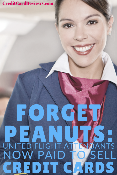 We all have our favorite things to do during a flight. If you're flying United later this year, though, you might have a new (encouraged) activity on-board: filling out a credit card application.