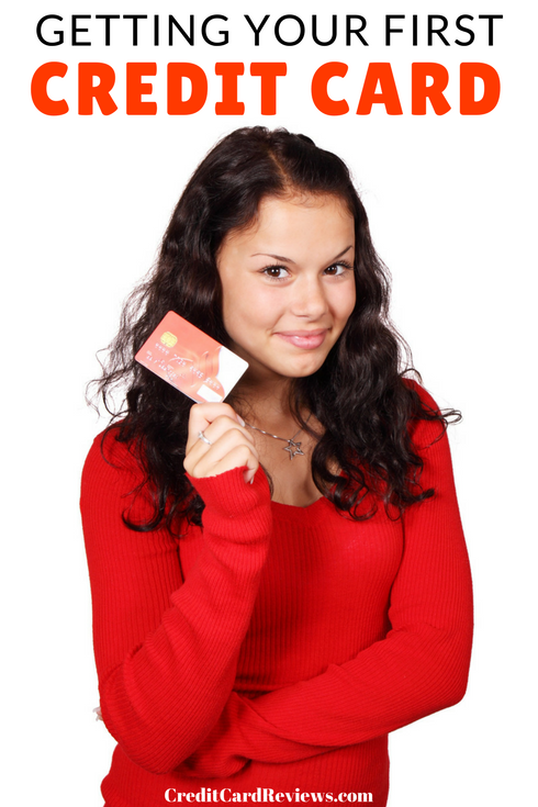 Signing up for (and using) your first credit card can be exciting. Not only does it give you spending power that you didn't previously have, but you're building your credit history at the same time. If you get the right card, you can also earn rewards on the things that you're already buying.