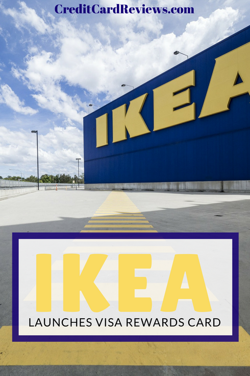 If your house is full of Hemneses, Billys and Skulsfjords, extremely handy putting furniture with an Allen wrench, and/or you have a soft spot for Swedish meatballs, IKEA's new rewards Visa card might be for you.