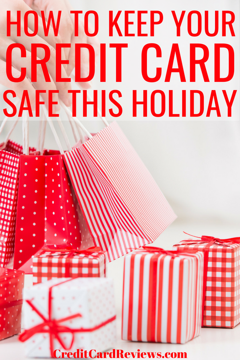 However much you're planning to spend this holiday season, if you're using plastic to pay, make sure you take a few extra seconds to make sure that card number is safe and prevent an even bigger post-holiday hangover.