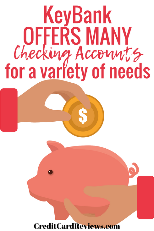 If you're in the market for a new checking account, KeyBank has several to choose from. The financial institution offers several packages with different pricing schedules.
