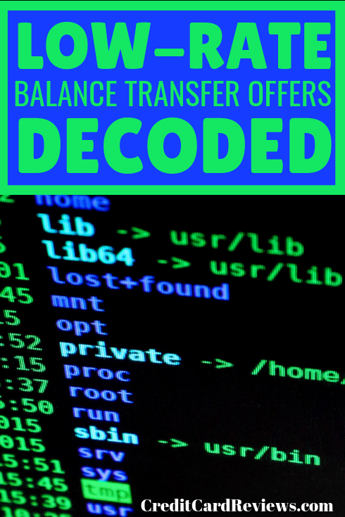 Balance transfer offers let you transfer outstanding debt to a credit card. But should you take advantage of these offers? Let's decode them.
