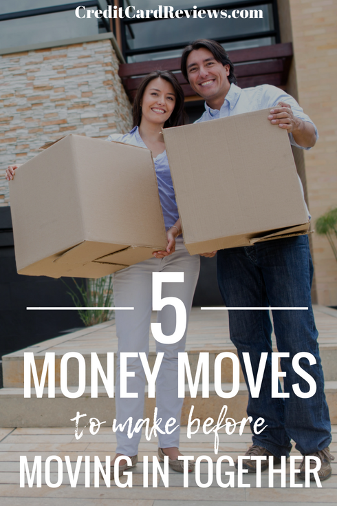 Whether you've been dating for six months or six years, the decision to move in together is a big one. There are many considerations involved, too. This is especially true when it comes to your finances.