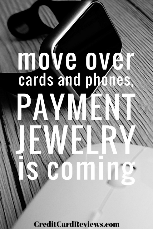 First there were coins, then came paper money, then plastic, then smartphones. All of these could be replaced in the near future by the arrival of something that actually is quite older—jewelry. TAG
