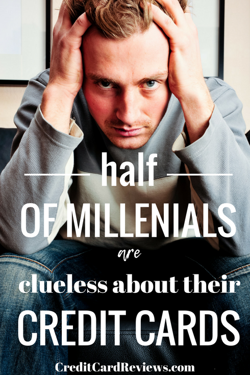 "Oh, millennials. Our newest age group to emerge into the ""adulting"" scene, they seem to still have a bit of catching up to do. This is further evidenced by a recent survey, which found that nearly half of the young generation is clueless as to their current credit card interest rate, among a number of other details."