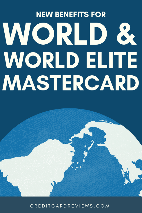 World Mastercard and World Elite Mastercard holders have some new benefits tied to their cards for selected products and services, from companies including Lyft, Fandango, Boxed, and Postmates. They'll also receive benefits tied to ID theft and cell phone insurance.