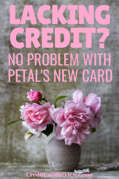 Need to build your credit? Try Petal. Rather than relying on a credit score, Petal determines whether or not you can get a credit card based on your other bank account and payments activities.