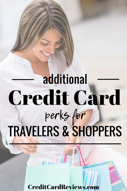 Even though rewards and cash back incentives tend to be the main enticement offered by credit card companies/issuers, there are often additional perks offered. Some only embed these added benefits within their lengthy terms and conditions.