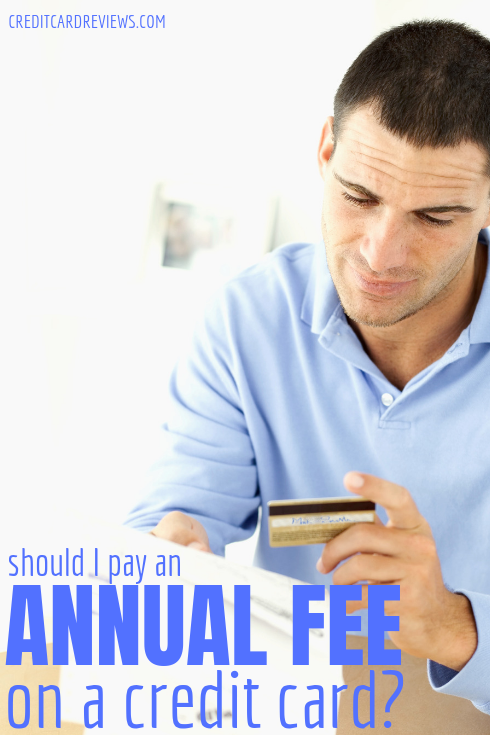 Having an annual fee forces you to take advantage of your card benefits, in order to make it worthwhile. Here's how to know if a card with an annual fee is worth it for you.