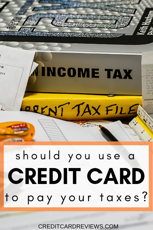 If you file your taxes only to find that you owe Uncle Sam, you might be wondering what to do… especially if you can't afford to pay out thousands of dollars unexpectedly. But before you whip out the plastic, consider the impact.