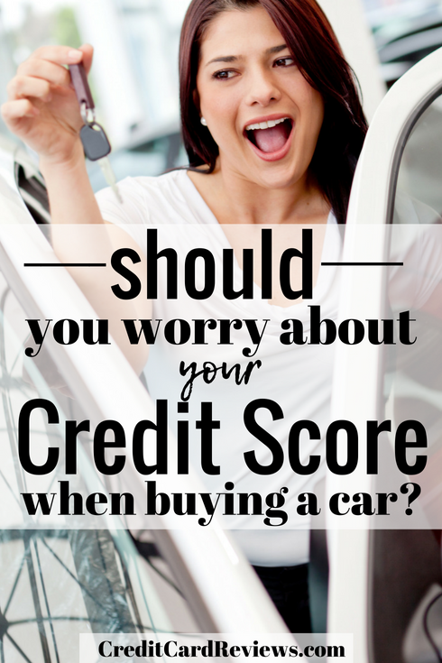 If you're shopping for a car, you've got plenty to consider. New or used? Leather or cloth seats? If you plan to finance that new purchase, though, you've got one more thing to ask yourself: Do I need to worry about my credit score before I buy this vehicle?