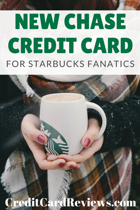 Announced a few months ago, Starbucks and Chase have finally launched their new co-branded Starbucks Visa rewards credit card, which is integrated with the Starbucks Rewards loyalty program.
