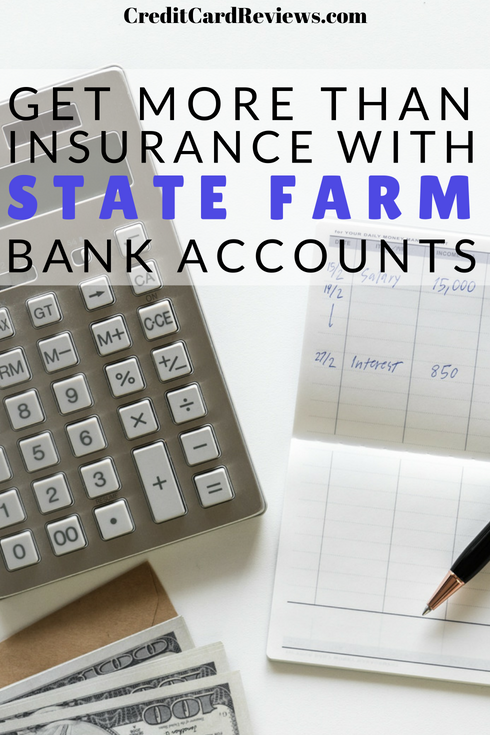 If you currently have auto or home insurance at State Farm, you may want to take a look at the company's deposit products. State Farm Bank is FDIC insured and offers a large selection of account types.