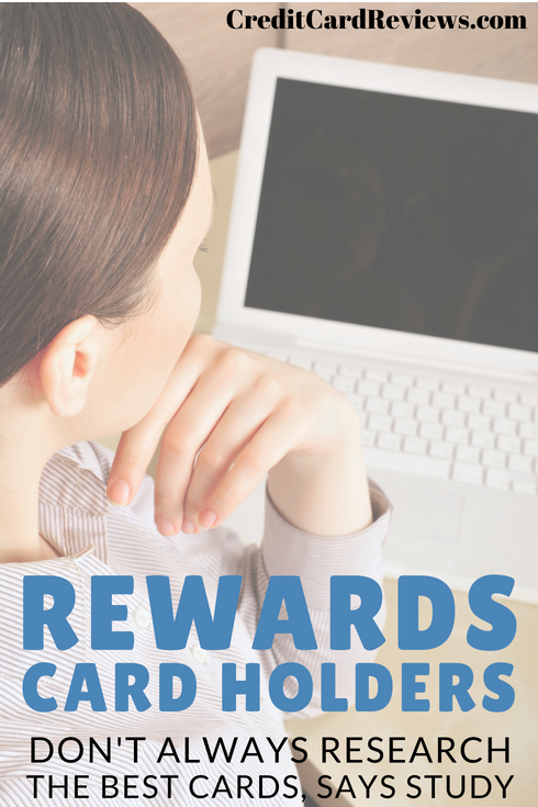 U.S. News & World Report recently surveyed rewards credit card holders about the cards they have and found that these card holders don't necessarily maximize the value of their rewards, nor do they research the cards they have before they apply for them; sometimes to the detriment of their financial well-being.