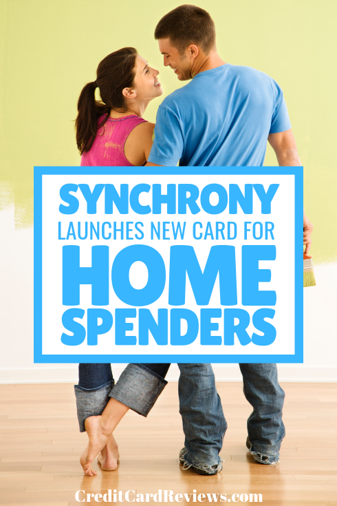 Synchrony recently released a new version of its Home Credit Card, a rewards-based private label credit card that also has perks geared toward home purchases.