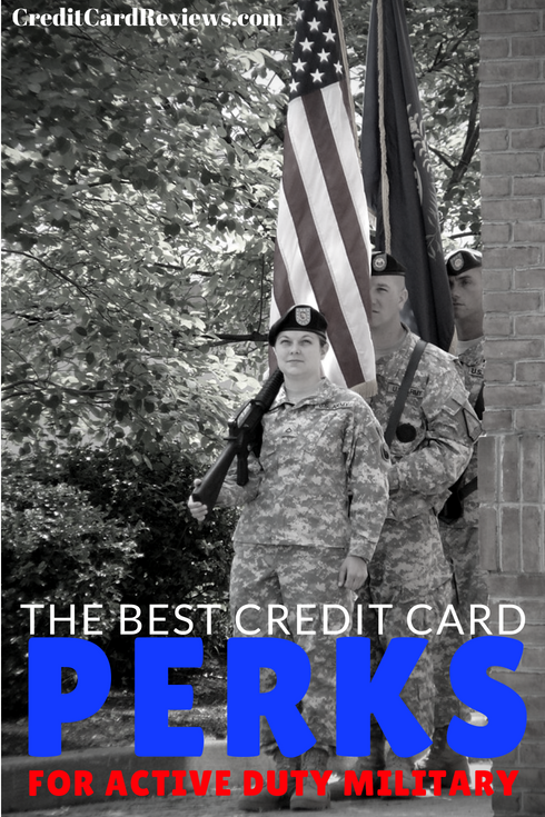 The military is a demanding job field, one that requires a lot of both its servicemembers and their families. In an effort to ease the strain on these military men and women, especially when they are called up for active duty service, there is now a law that offers quite a few enticing credit card benefits.