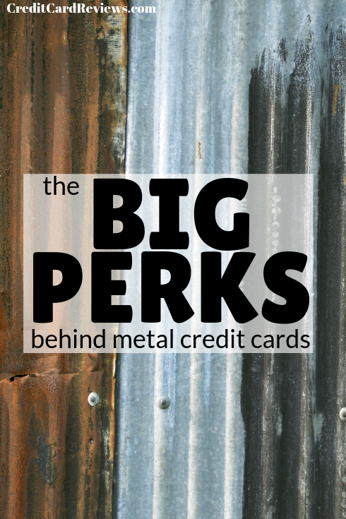 For some credit card users, security and privacy take a back seat to the look and feel of a sleek, beautifully designed metal credit card. So what else besides looks makes these high-end credit cards must-haves for consumers?