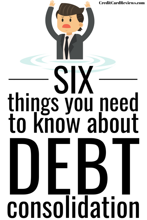 "Debt consolidation sounds like a great idea, but there are many important things to remember. If you aren't careful or disciplined enough, this ""great opportunity"" could actually wind up setting you back further."