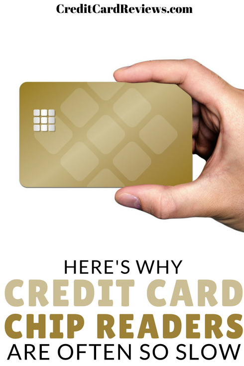 The problem behind the credit card's chip implementation is actually with the software There is no standard form of software, so retailers find themselves connecting to all different kinds with various forms of success.