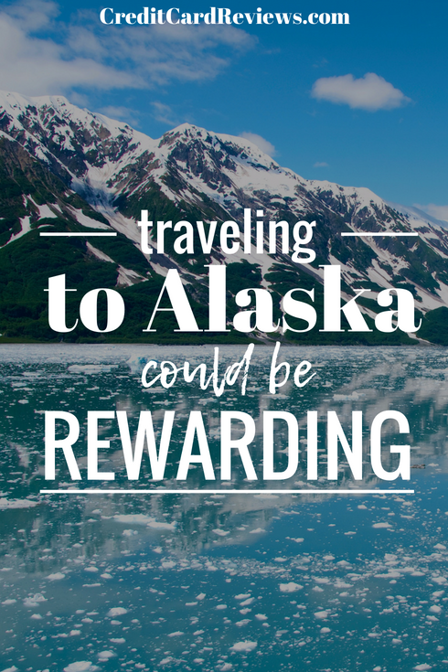 Instead of watching reality TV shows about Alaska, you could actually travel there and earn some pretty nice rewards along the way. Bank of America has teamed up with Alaska Airlines to offer a Platinum Plus Visa and a Signature Visa.