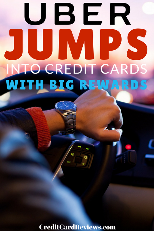 Uber is the latest company to jump into the crowded credit card market, and it's making a big splash with its new rewards card, which offers up to four percent back on select purchasing categories.