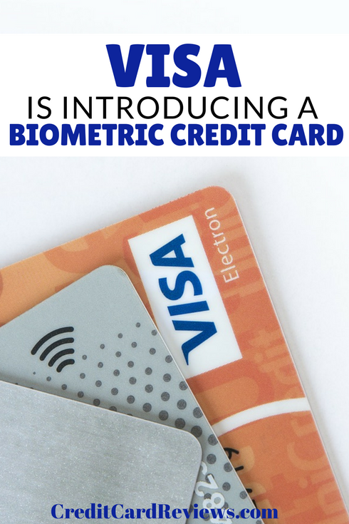 What do you think about the new(er) chip readers at the cash register? Do you consider them neat, frustrating, invasive, secure, or any other adjective? Well, Visa wants to take your credit card security up a notch, by introducing the biometric credit card this year.