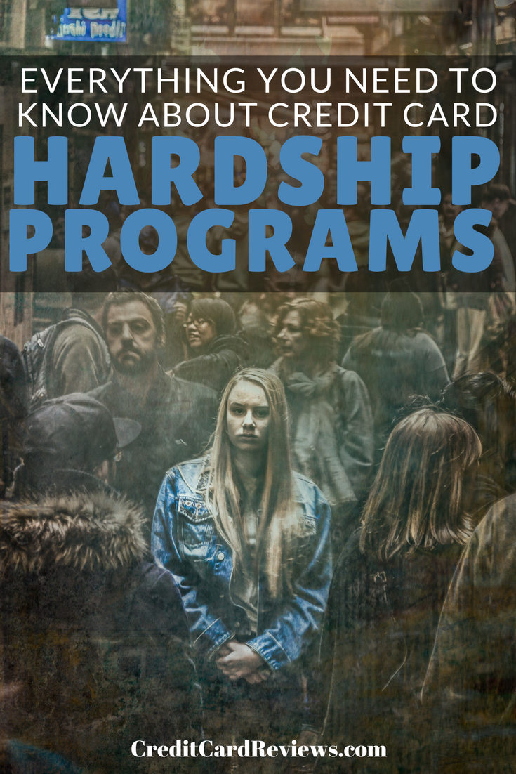 Hardship programs are little-known options for debt repayment relief, which credit card companies will offer to customers on a short-term basis. Take a look and see if you qualify.
