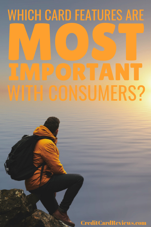 As we mentioned in a previous post, a recent survey has put Discover at the top when it comes to overall customer satisfaction. Speaking more generally, though, it's interesting to see what consumers view as the most important features of a card.